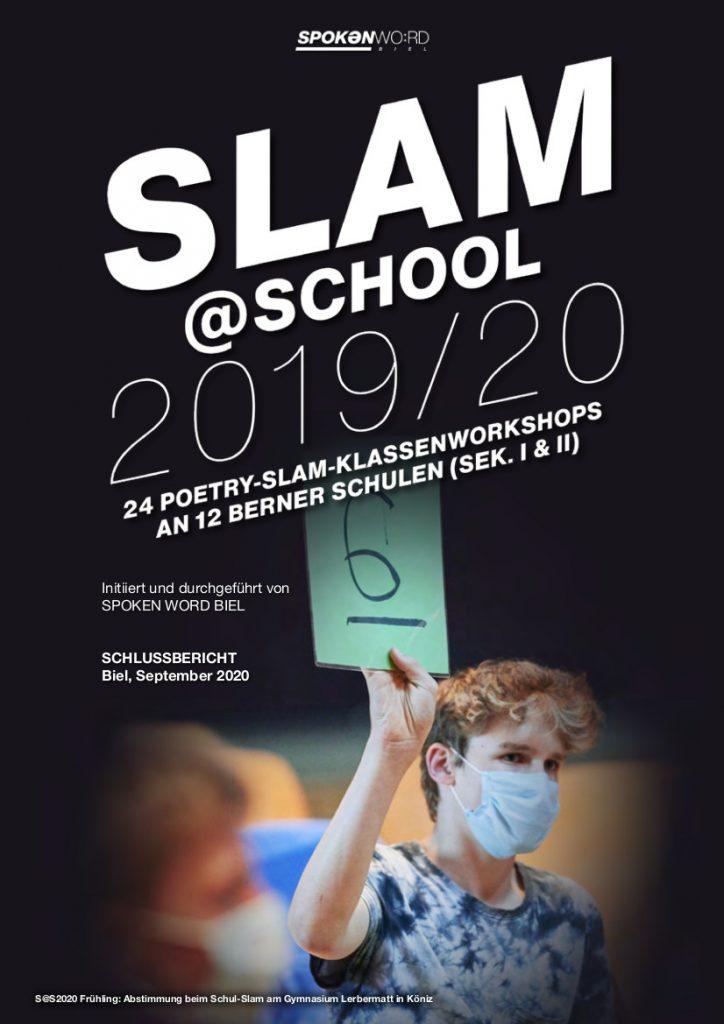 Schlussbericht Slam at School 2019/2020